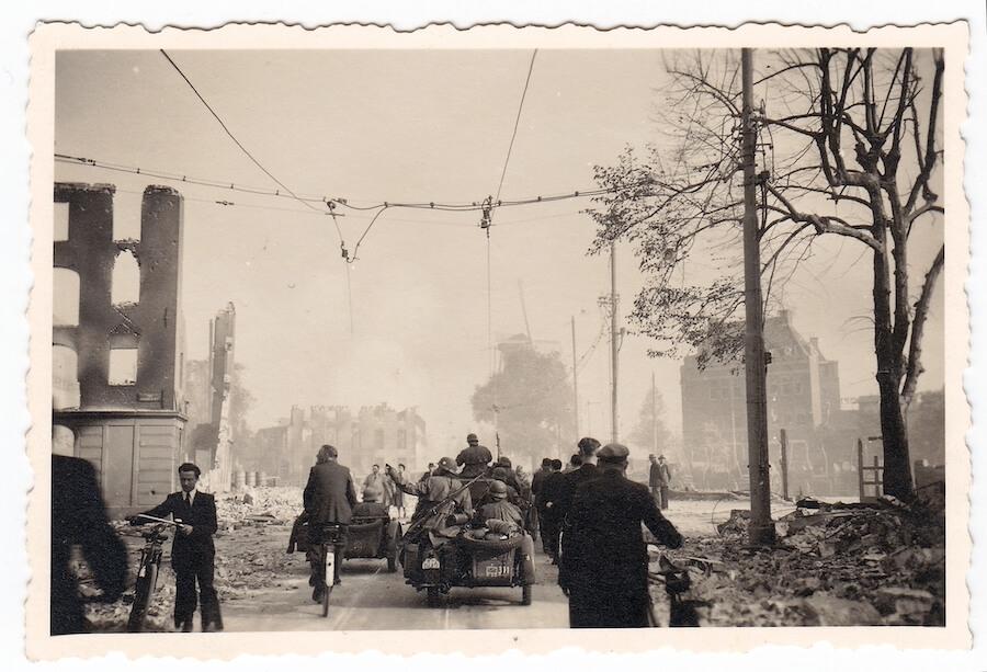 Inside Rotterdam - Forgotten