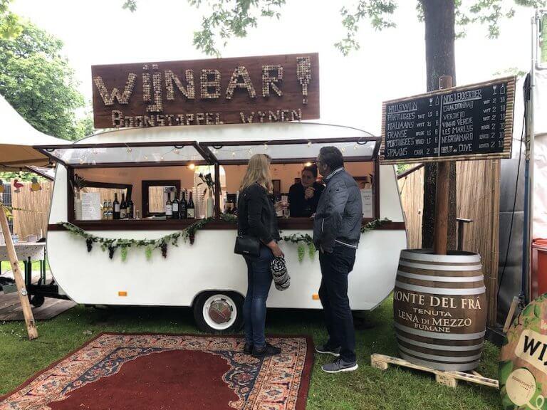 Boonstoppel Wines - Inside Rotterdam