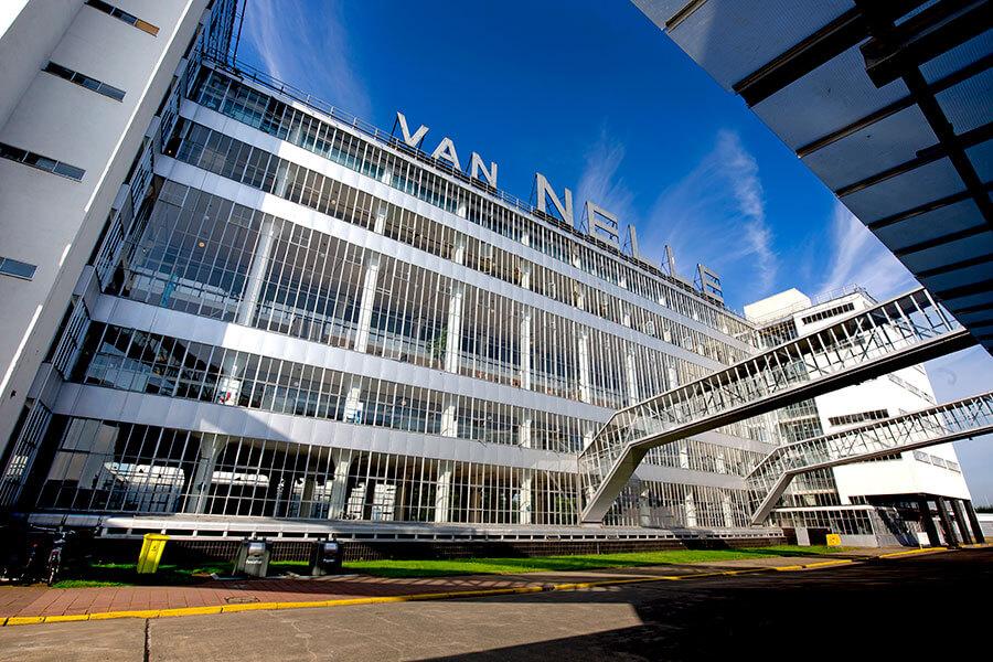 Inside Rotterdam - Van Nelle Factory