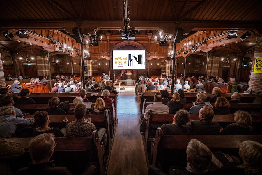 Inside Rotterdam - woordnacht_rotterdam 2018 Fotograaf Twan de Veer